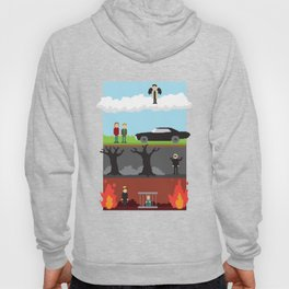 Supernatural - From Heaven and Hell Hoody