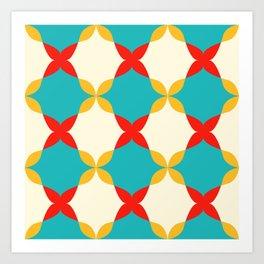 Subtle Pattern Art Print