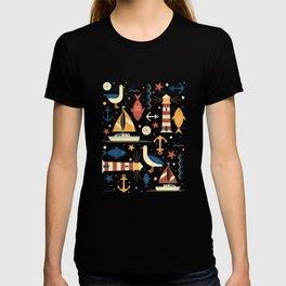 All At Sea T-shirt
