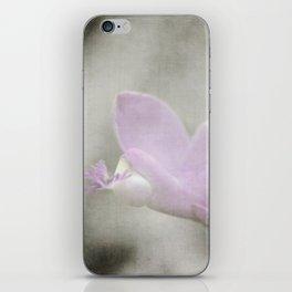 Fringed Polygala iPhone Skin