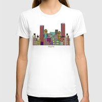 miami T-shirts featuring Miami by bri.buckley