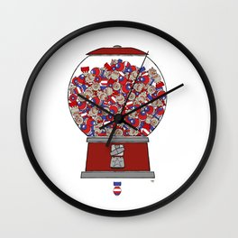 One's Not Enough Wall Clock