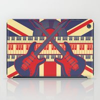 british iPad Cases featuring British Rock by Ornaart