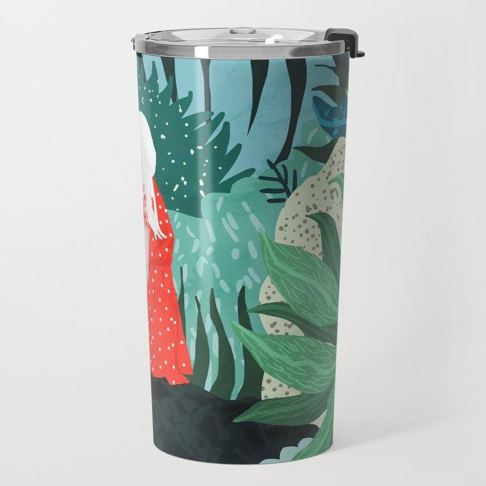 Forest Gaze Travel Mug