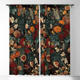 EXOTIC GARDEN - NIGHT XXI Blackout Curtain