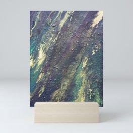 Purple Earth Mini Art Print