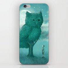 The Night Gardener - Cover iPhone Skin