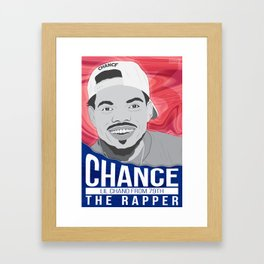 Lil Chano from 79th Framed Art Print