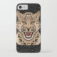 leopard iPhone & iPod Cases featuring Leopard by ArtLovePassion