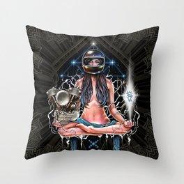 Winya No.69 Throw Pillow