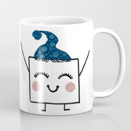 MyHappySquare Coffee Mug