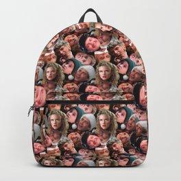 Little Full, Lotta Sap Backpack