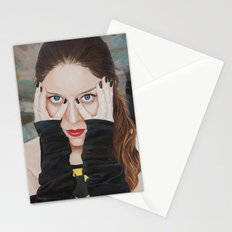 Bat-man • SuperHeroines Stationery Cards