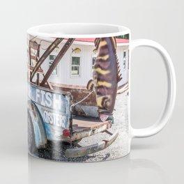 Fresh Fish Truck Coffee Mug
