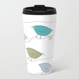 Birds Nr.1 Travel Mug