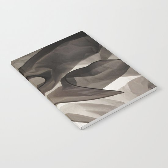 Monochromatic Shapes Notebook