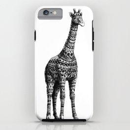 Ornate Giraffe iPhone Case