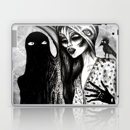 Dialogue With A Demon Laptop & iPad Skin
