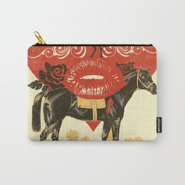 GOTHIC COWBOY Carry-All Pouch