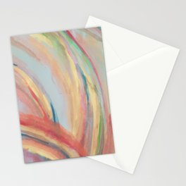 Inside the Rainbow Stationery Cards