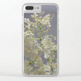 elderflower unedited Clear iPhone Case