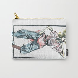 Bow Tie Carry-All Pouch