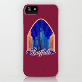 Buffalo iPhone Case