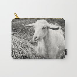 Goat Square Carry-All Pouch