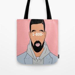 Drake 1-800 Tote Bag