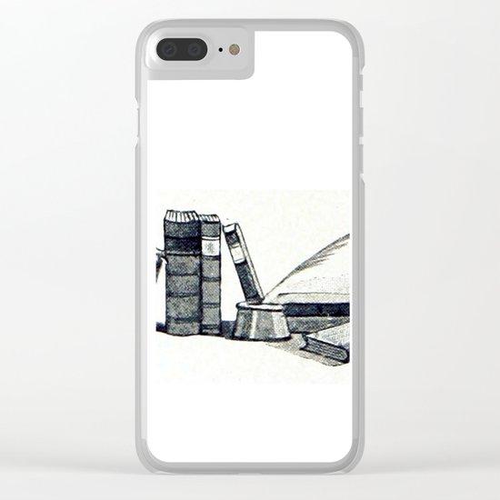 Write Clear iPhone Case