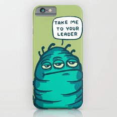 Space Carrot iPhone 6s Slim Case