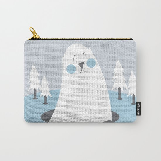 Groundhog Carry-All Pouch