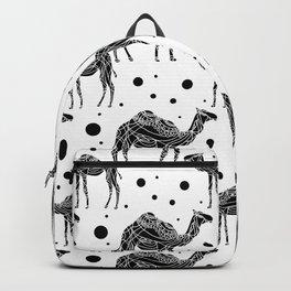 camel Backpack