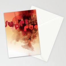 freud's superego Stationery Cards