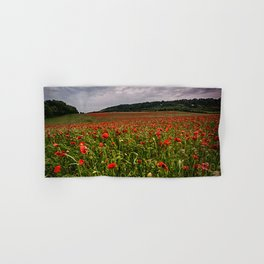 Boxley Poppy Fields Hand & Bath Towel