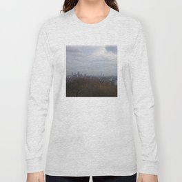 View of London from Hampstead Heath Long Sleeve T-shirt