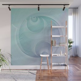 Abstract pastel no. 11 Wall Mural