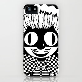 Chief Kit Cat iPhone Case