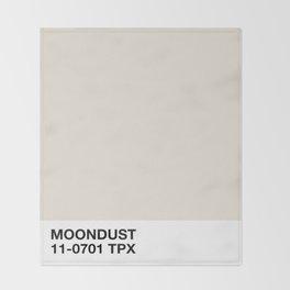 moondust Throw Blanket