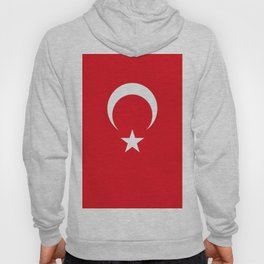 Flag of Turkey Hoody