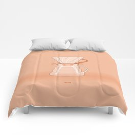 Coffee Maker Series - Pour-over Dripper Comforters