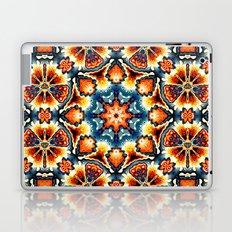 Colorful Concentric Motif Laptop & iPad Skin