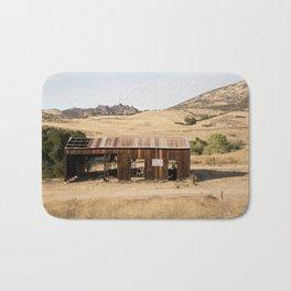 American barn Bath Mat