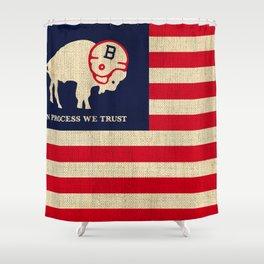 TRUST Shower Curtain