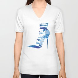 Pumps Unisex V-Neck