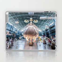 Shuttle Laptop & iPad Skin