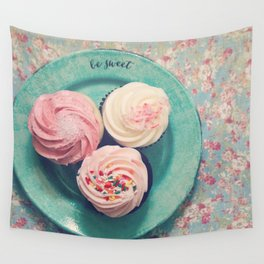 Be Sweet Wall Tapestry