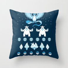 Such an Ice Sweater Throw Pillow