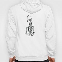 skeleton render #12 Hoody