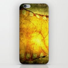Innermost Thoughts iPhone & iPod Skin